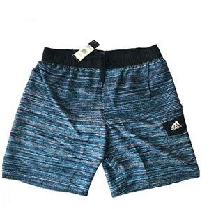 Adidas Men's Quick Dry Mesh Swim Trunks